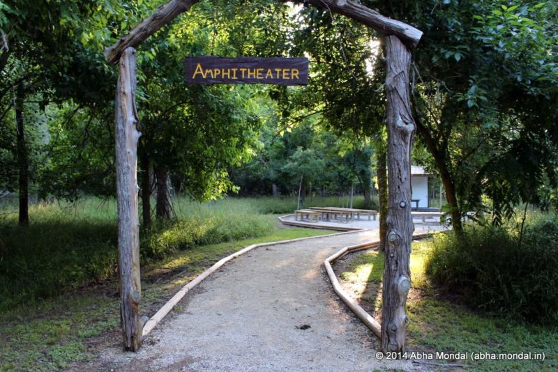 Entrance to Amphitheater